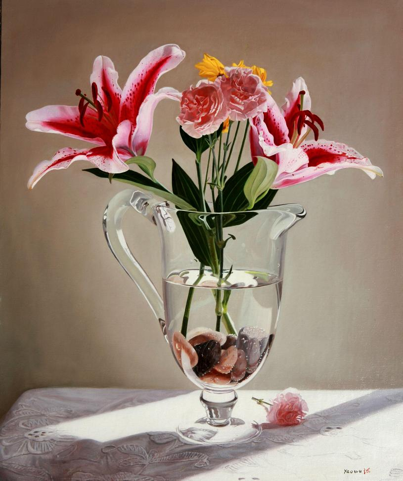Yaowu Zhang 39 S Painting Gallery